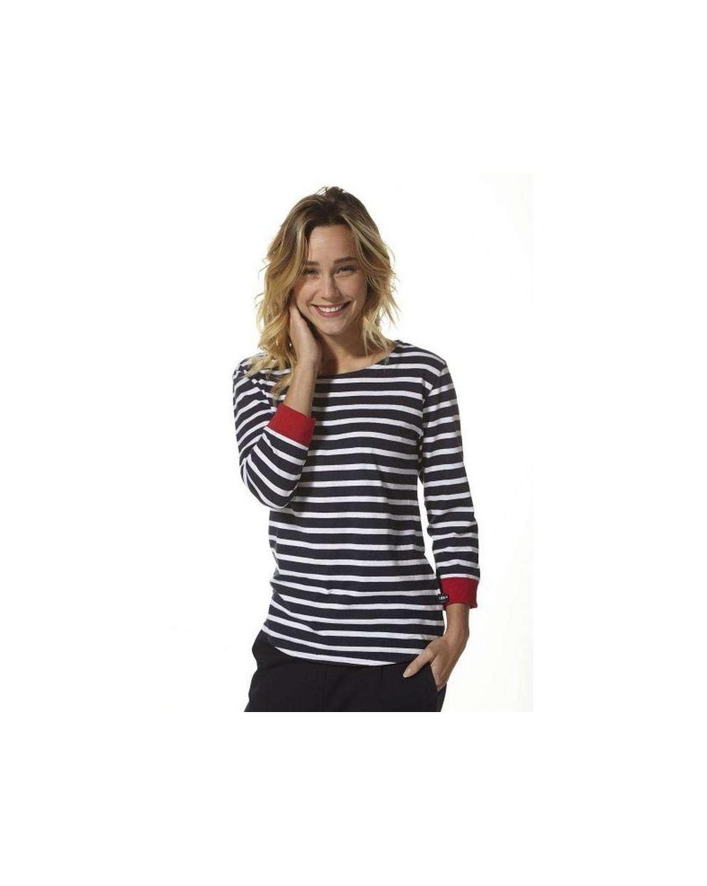 T-shirt marinière femme ADIX