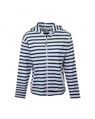 veste marinière femme à capuche Hublot