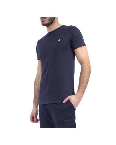 T-shirt bleu marine homme Hublot