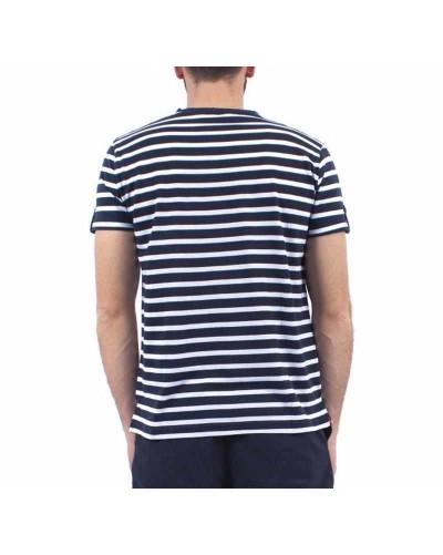 T-shirt marin homme Hublot marine