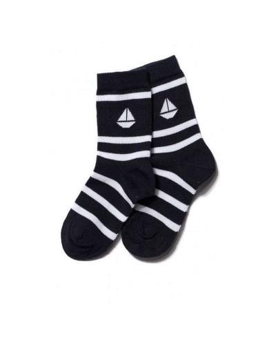Chaussettes rayées enfant BATEAU