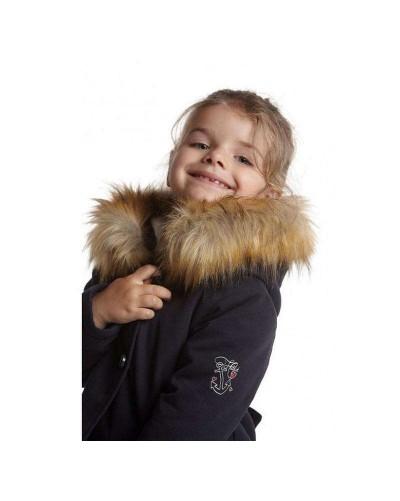 Manteau fourrure enfant CELENE