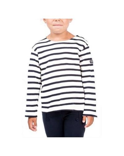 Marinière coton épais enfant CODY