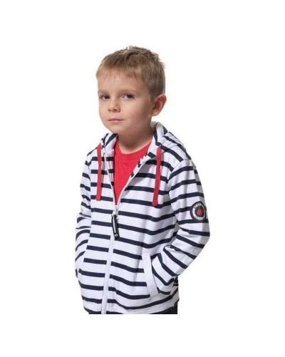 Veste marinière enfant Hublot