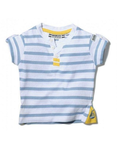 T-shirt marin bébé PEPITO Hublot