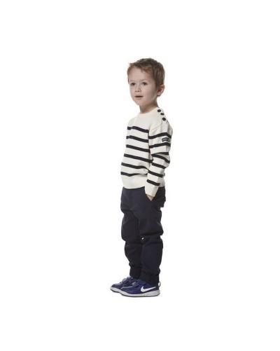 Pull marin enfant M500