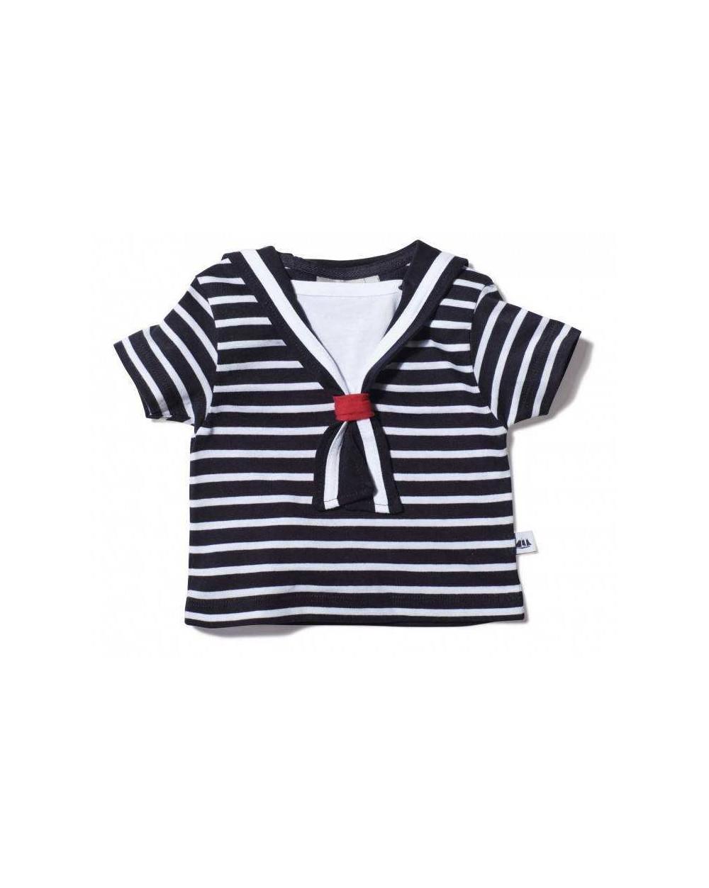 T-shirt matelot bébé Hublot ALADDIN