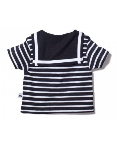 T-shirt bébé matelot Hublot