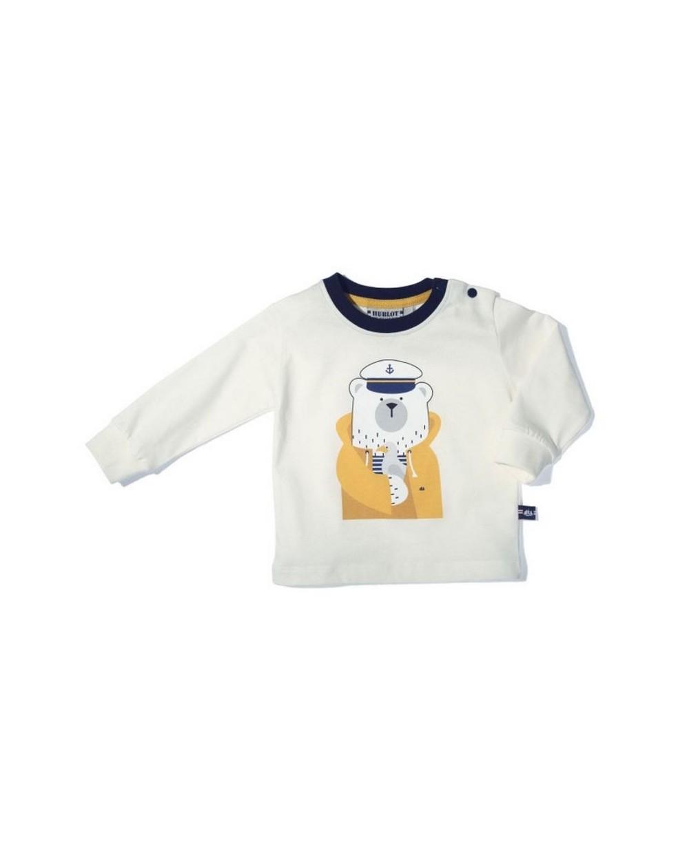 T-shirt bébé manches longues Hublot GULLIVER