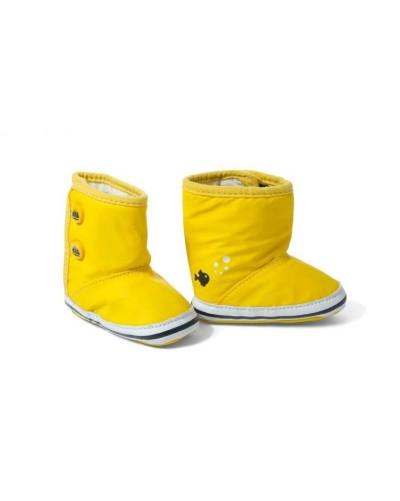 Bottes jaune bébé Hublot RONRON