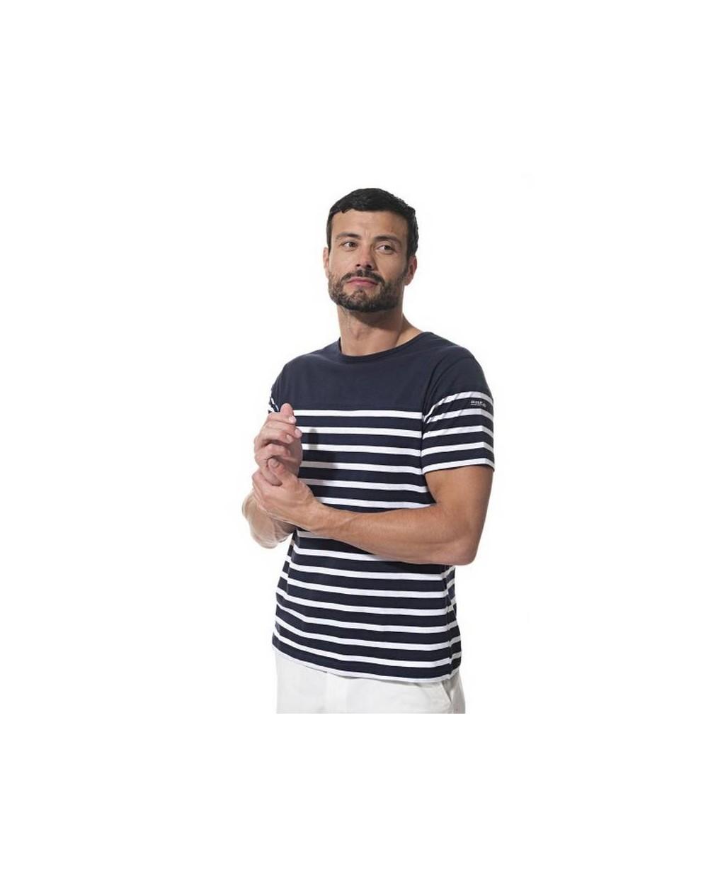 Marinière homme Hublot bloc color CYPRIEN