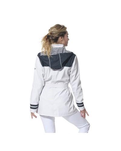 Trench coat blanc Hublot