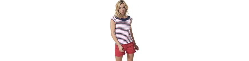 T-shirts & Marinières femme - Touche Marine