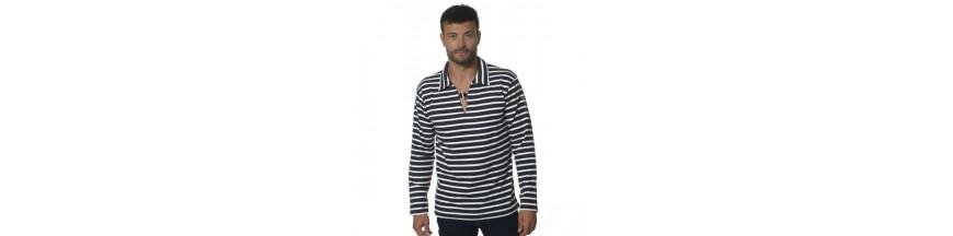 T-shirts Marinières homme - Touche Marine