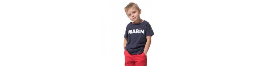 T-shirts & Marinières enfant - Touche Marine