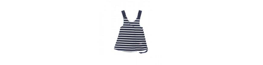 Bas & Robes pour bébé - Touche Marine